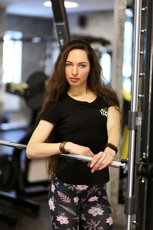 Шаркова Кристина